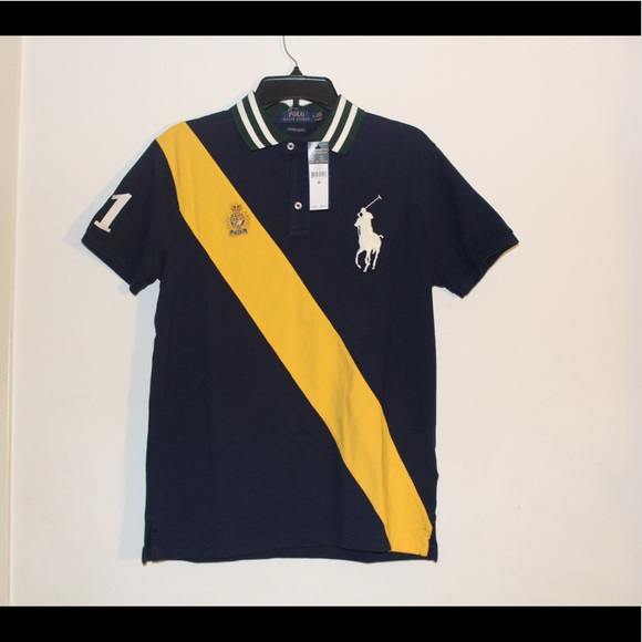 977498e9c Polo by Ralph Lauren Shirts | Polo Ralph Lauren Slim Fit Polo Shirt ...